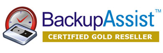 backup assist certified gold reseller